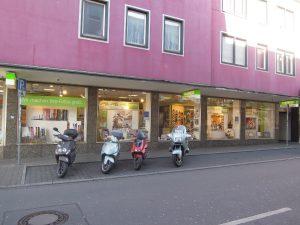 Motorradparkplatz Bochum Kerkwege