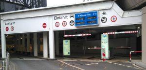 Motorradparkplätze Bochum -p8-konrad-adenauer-platz