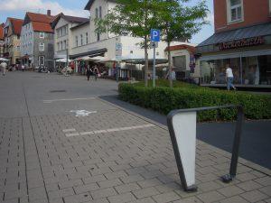 Motorradparkplatz Bad Wildungen Brunnenstraße 53