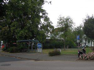 Am Busbahnhof Kasseler Straße