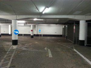 motorradparkplätze bochum - P7 - Kurt-Schumacher-Platz (Südring / Ecke Universitätsstrasse)