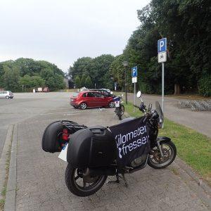 Motorradparkplatz Werne Am Hagen